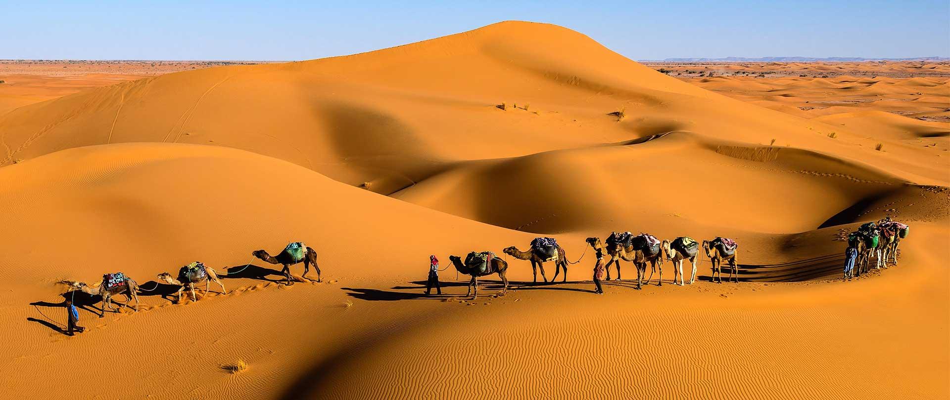 3 Day tour from Marrakech to Erg Chigaga