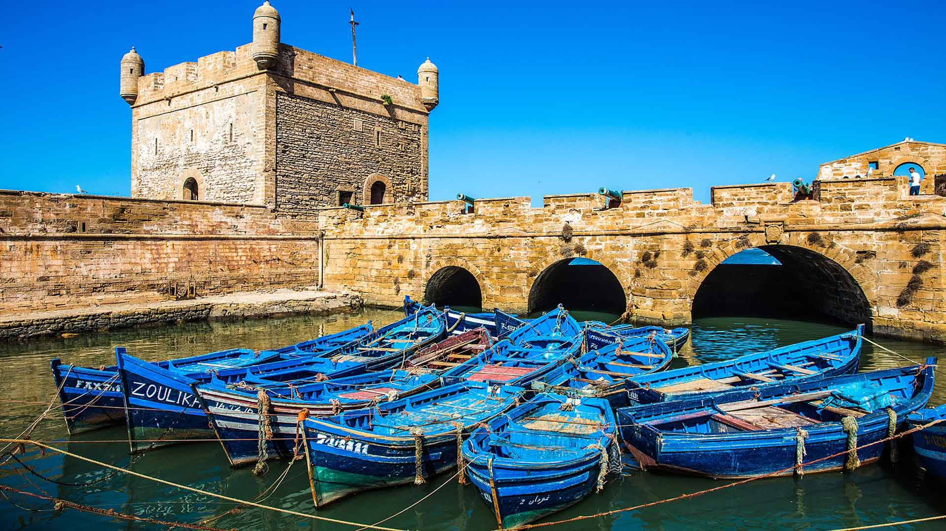 Day Trip to Essaouira City from Marrakech