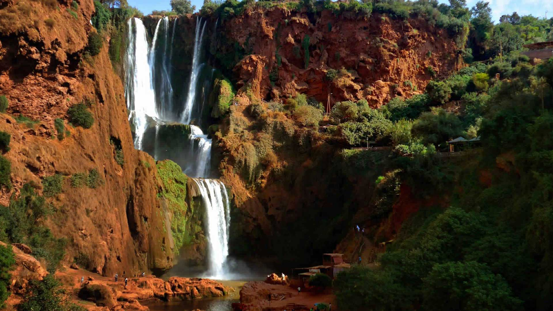Day trip to Ouzoud Valley from Marrakech