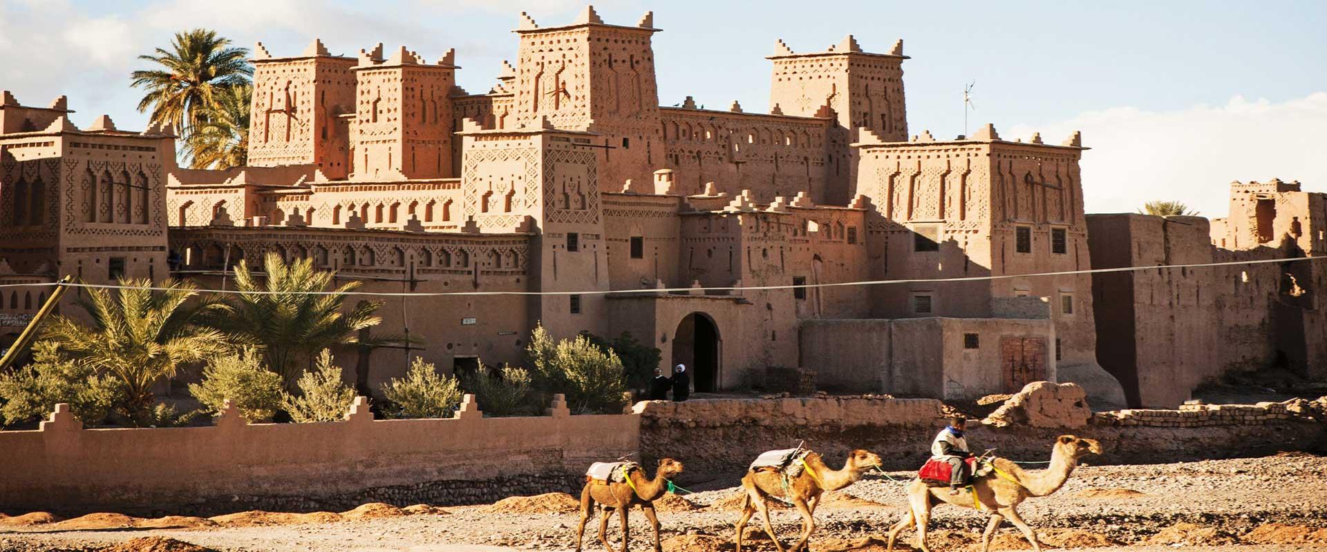 4 Day tour from Marrakech to Merzouga & Skoura