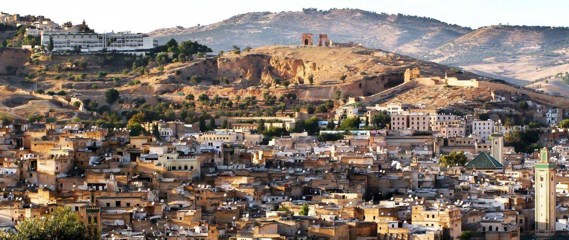 3 days tour from Marrakech to Fez via Merzouga