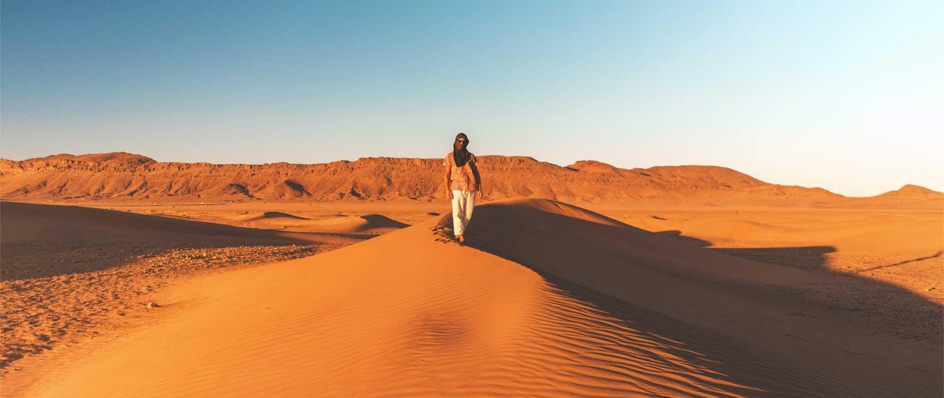 2 Day tour from Marrakech to Zagora Desert