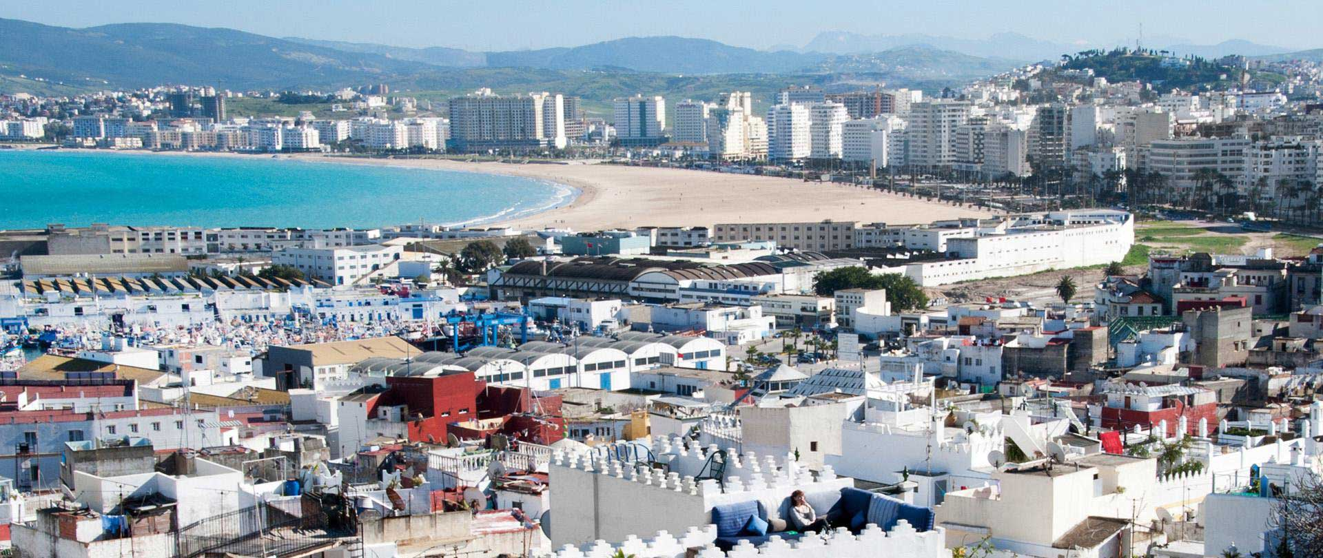 5 days tour from Tanger to Marrakech via Sahara