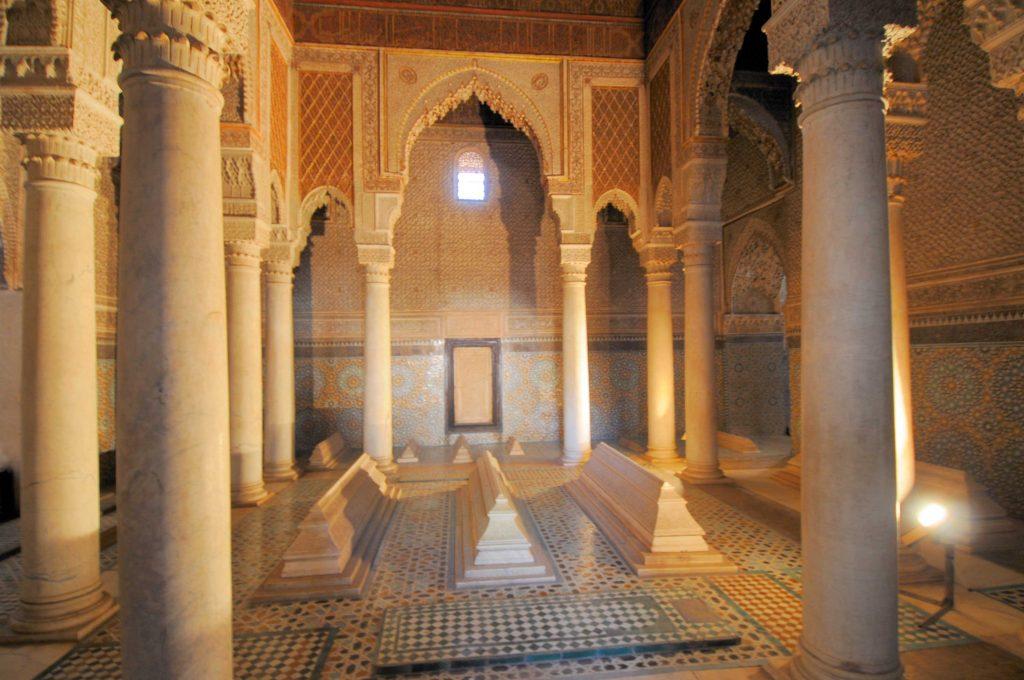 Saadien's Tombs